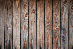 Wooden boards. Wood background Stock Photography