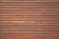 Wooden boards as a background Stock Images