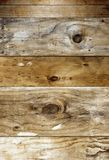 Wooden boards background Royalty Free Stock Photography