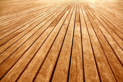 Wooden boards background Stock Images