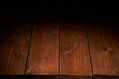 Wooden boards background composition Royalty Free Stock Images