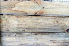 Wooden boards background Stock Image