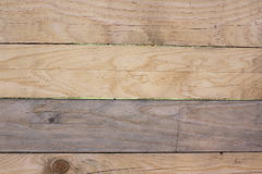 Wooden boards background Royalty Free Stock Images