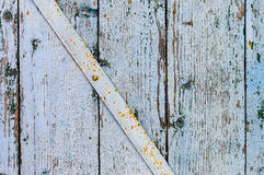 Wooden boards background lines pattern Royalty Free Stock Photos