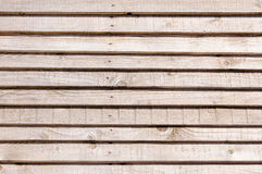 Wooden boards background lines pattern Stock Photography