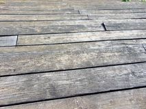 Wooden boards. A background of weathered wooden boards Royalty Free Stock Images
