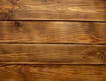 Wooden boards Brown the wallpaper texture floor royalty free stock photography