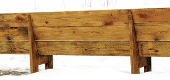 Wooden boards. Royalty Free Stock Images
