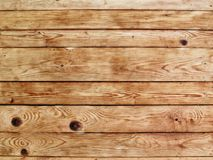 Light brown wooden plank texture wall background royalty free stock photo