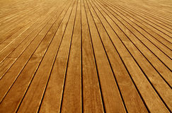 Wooden boards floor Stock Photo