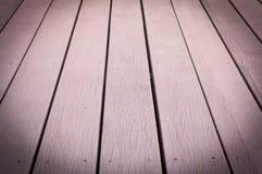 Wooden boards floor Stock Photo