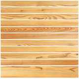 Wooden boards forming parquet design Royalty Free Stock Image