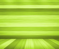 Wooden Boards Green Room Background Royalty Free Stock Images