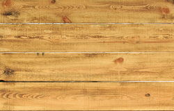 Wooden boards. Royalty Free Stock Photography