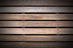 Wooden Boards and Metal Screws Royalty Free Stock Image