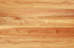 Wooden boards naturally colored. Plank floor - beautiful naturally red colored wood Stock Image