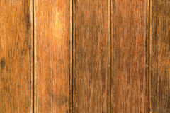 Wooden boards. Piece of wooden boards parallel to each other Royalty Free Stock Photography