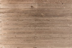 Wooden Boards. Screw wooden boards of a large wooden gate Stock Image