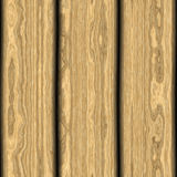 Wooden Boards Seamless Pattern Stock Image
