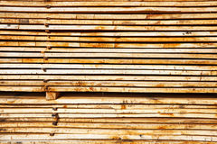 Wooden boards Stock Images