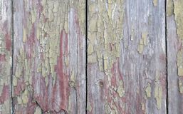 Wooden boards texture horizontal photo close-up Royalty Free Stock Photography