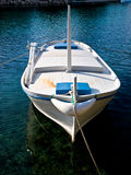 Wooden boat royalty free stock photography
