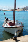 Wooden boat. Royalty Free Stock Photography