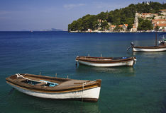 Free Wooden Boats  Stock Image - 11657251