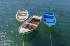 Wooden boats. Royalty Free Stock Photos