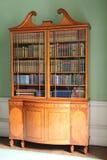Wooden Book Case. Stock Photos