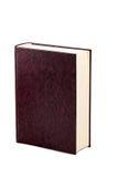 Wooden book casket Stock Images