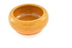 Wooden bowl Stock Photos