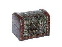 Wooden box Stock Photo