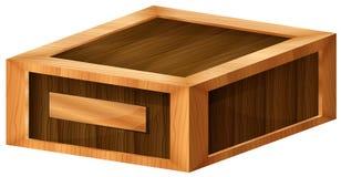 A wooden box Stock Photos