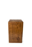Wooden box for knife Royalty Free Stock Images