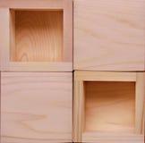 Wooden box Stock Photos
