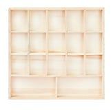 Wooden box Royalty Free Stock Photo