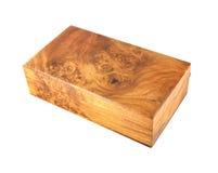 Wooden box (Myanmar style) Royalty Free Stock Photos