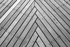 Wooden bridge texture Stock Photos