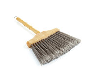 Wooden Broom Stock Images