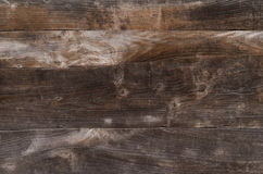 Wooden brown boards adhere tightly to each other. The texture, wooden brown boards adhere tightly to each other. Even without holes with cracks. Horizontal photo Stock Images