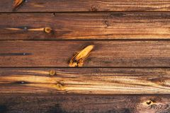 Wooden background, stained with age Stock Image