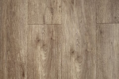 Wooden brown plank as background and pattern Royalty Free Stock Photography