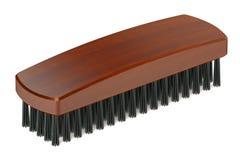 Wooden Brush Royalty Free Stock Photo