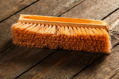 Wooden brush Royalty Free Stock Photos