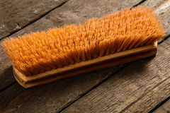 Wooden brush Royalty Free Stock Photo