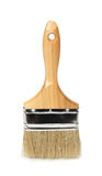 Wooden brush for paint. Stock Photography