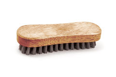 Wooden Brush Stock Photo
