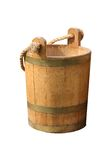 Wooden Bucket. Stock Images