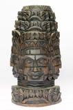 Wooden buddha at Angkor,Cambodia Stock Photos